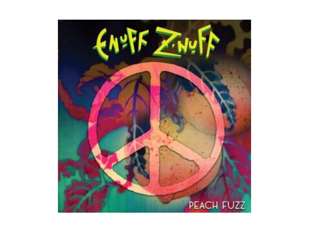 ENUFF ZNUFF - Peach Fuzz (Peach Vinyl) (LP)