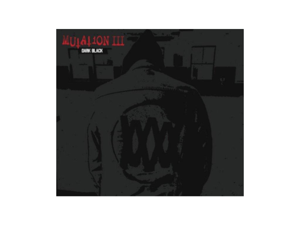 MUTATION - Mutation III: Dark Black (LP)