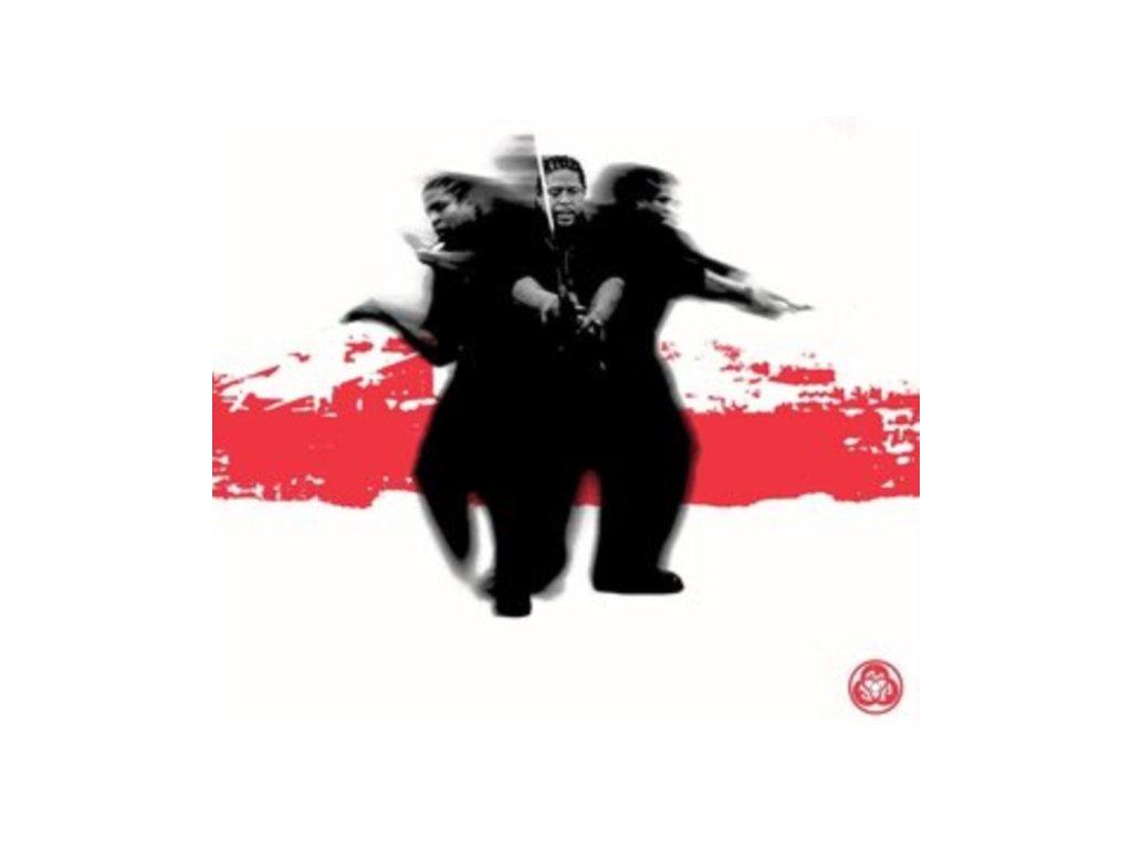 RZA - Ghost Dog: The Way Of The Samurai - Original Soundtrack (Red Vinyl) (LP)