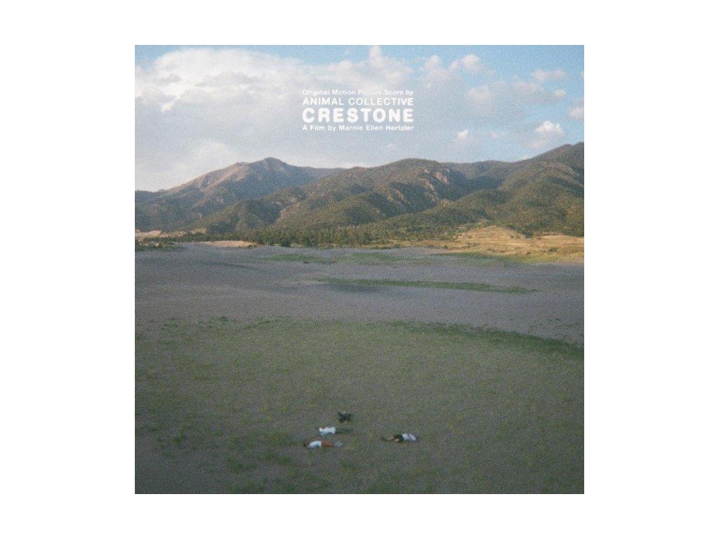ANIMAL COLLECTIVE - Crestone - Original Soundtrack (LP)