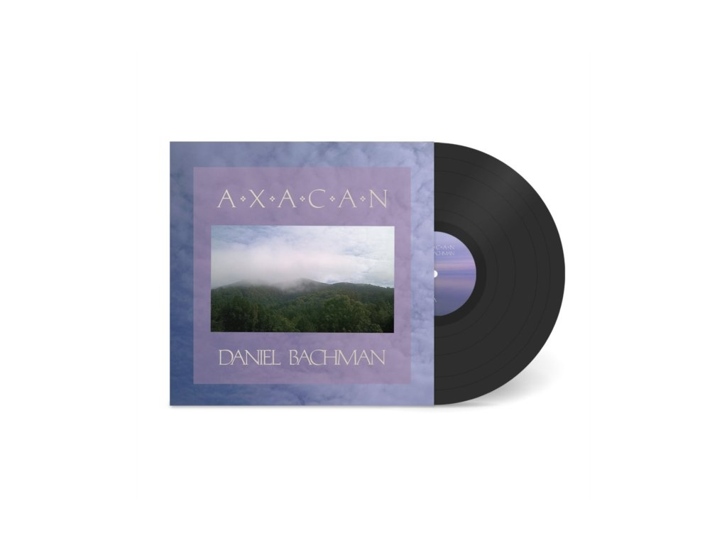 DANIEL BACHMAN - Axacan (LP)
