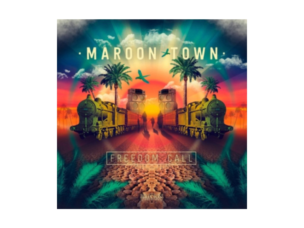 MAROON TOWN - Freedom Call (LP)