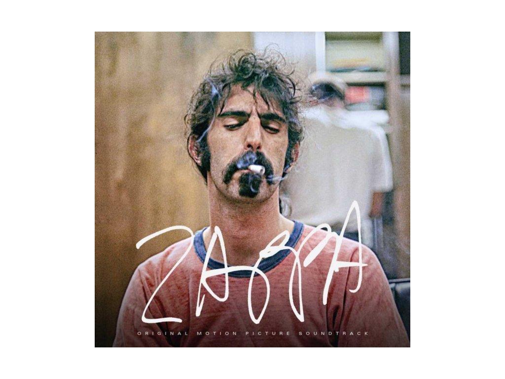FRANK ZAPPA / VARIOUS ARTISTS - Zappa - Original Soundtrack (Clear Vinyl) (LP)