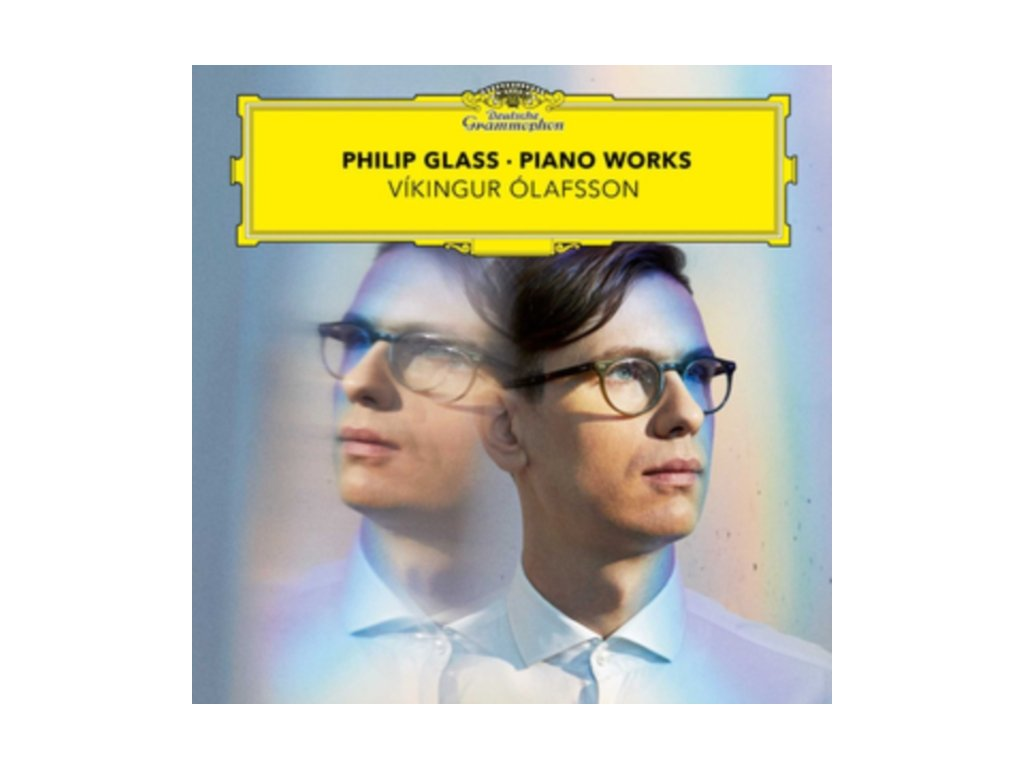 VIKINGUR OLAFSSON - Glasspiano Works (LP)