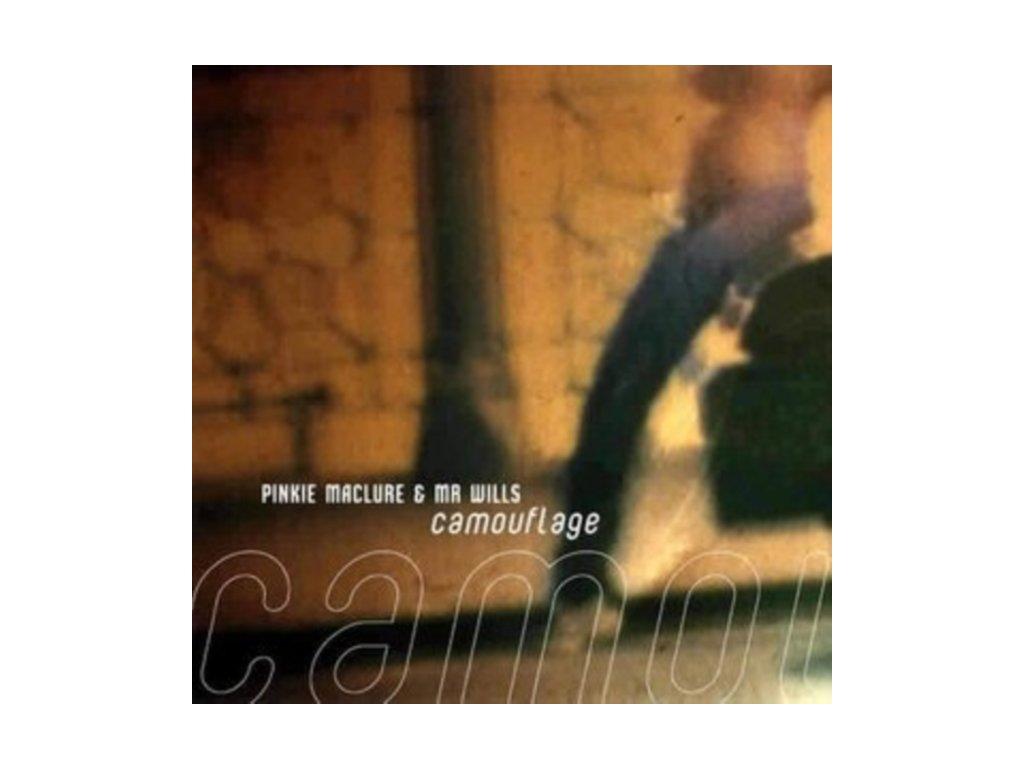 "PINKY MACLURE & MR WILLS - Camouflage (7"" Vinyl)"