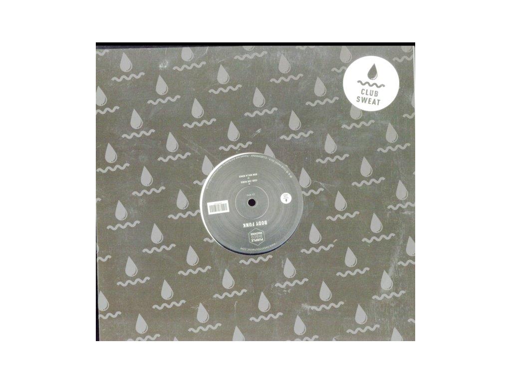 "PURPLE DISCO MACHINE - Body Funk (Remixes) (12"" Vinyl)"