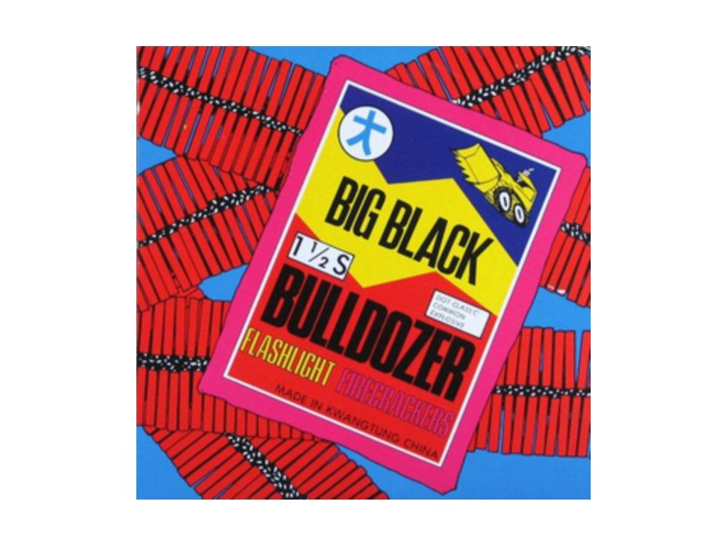 """BIG BLACK - Bulldozer (12"""" Vinyl)"""