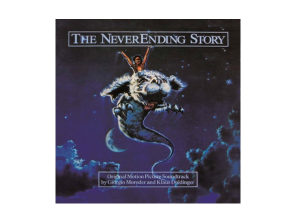 GIORGIO MORODER / KLAUS DOLDINGER - The Neverending Story Ost: Expanded CollectorS Edition (CD)