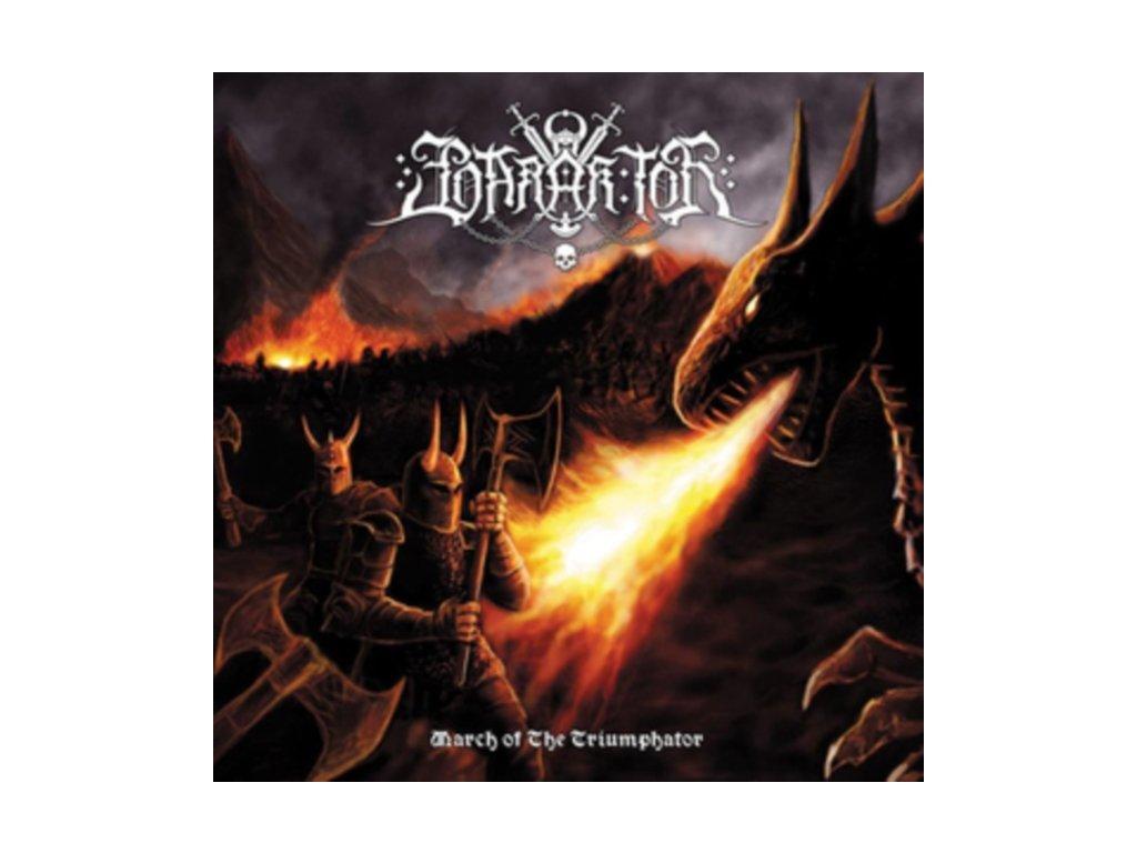 BARAK TOR - March Of The Triumphator (LP)