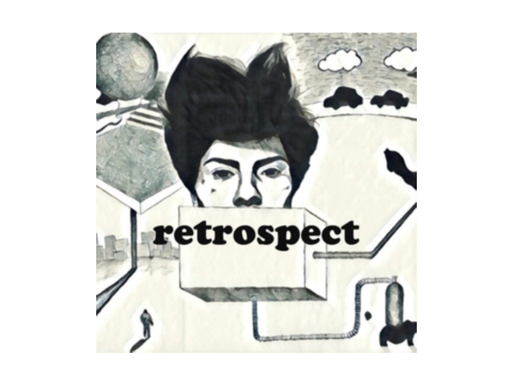LOS RETROS - Retrospect (LP)