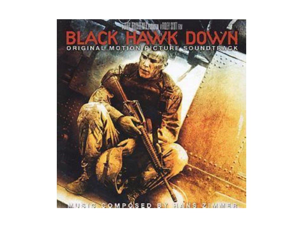 ORIGINAL SOUNDTRACK - Black Hawk Down (CD)