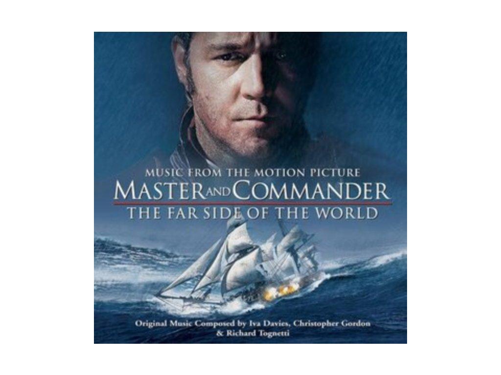 IVA DAVIES / CHRISTOPHER GORDON / RICHARD TOGNETTI - Master And Commander: The Far Side Of The World (CD)