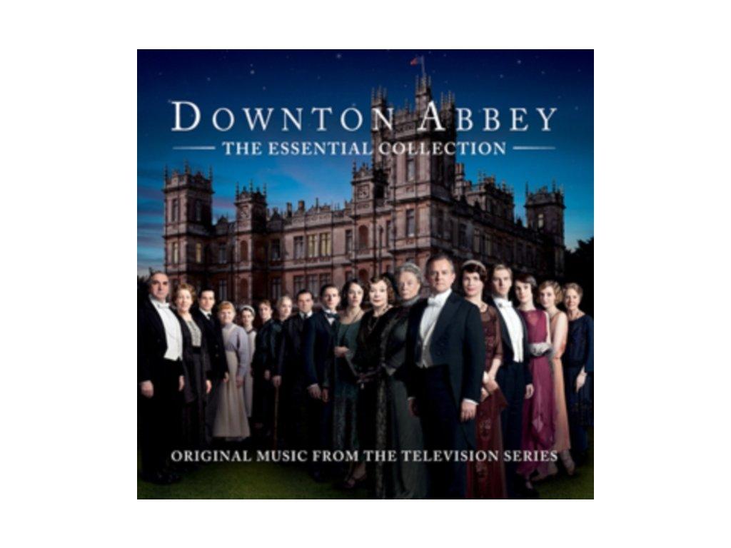 ORIGINAL TV SOUNDTRACK - Downton Abbey Essential Collection (CD)