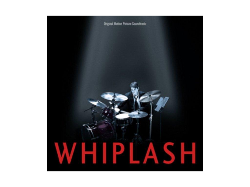 VARIOUS ARTISTS - Whiplash (CD)