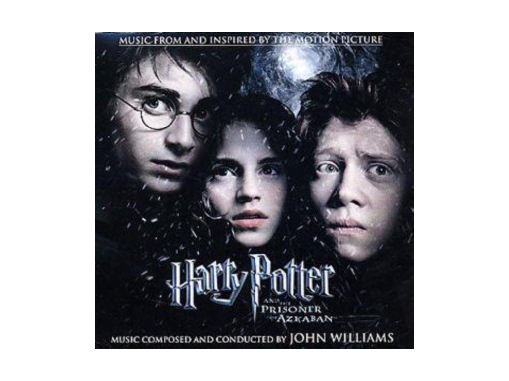 ORIGINAL SOUNDTRACK - Harry Potter & The Prisoner Of Azkaban (CD)