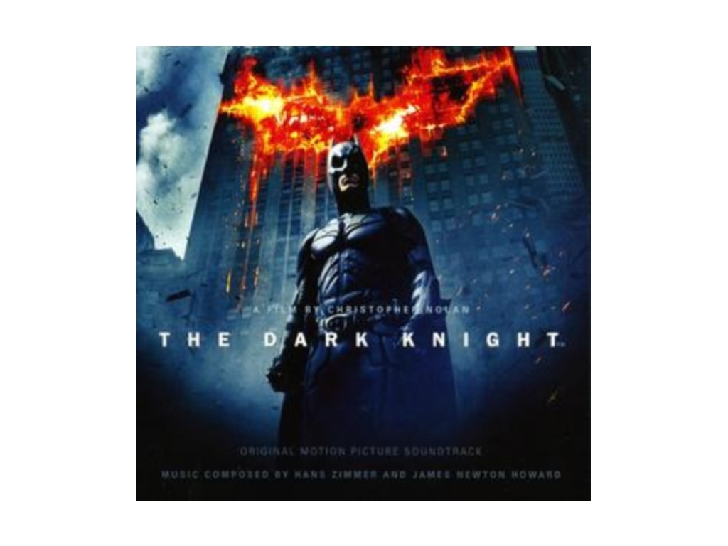 ZIMMER / NEWTON HOWARD - The Dark Knight - OST (CD)