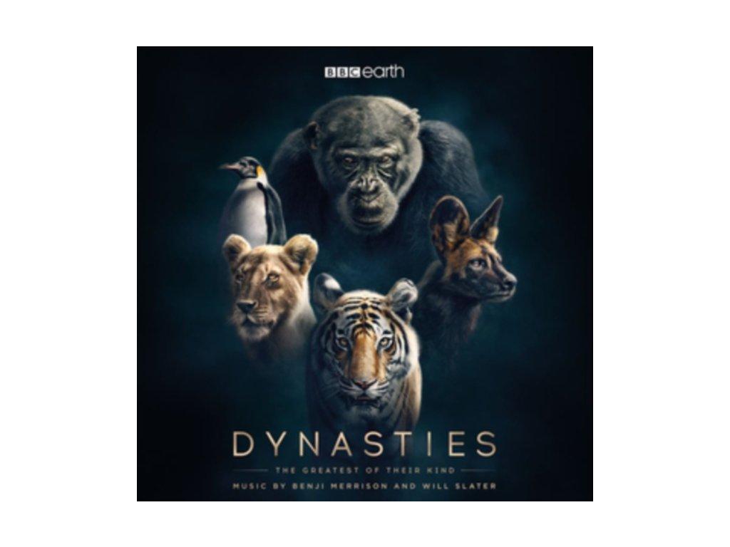 BENJI MERRISON & WILL SLATER - Dynasties - OST (CD)