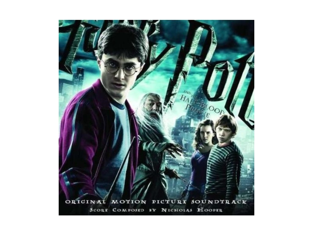 ORIGINAL SOUNDTRACK - Harry Potter & The Half-Blood Prince (Nicholas Hooper) (CD)