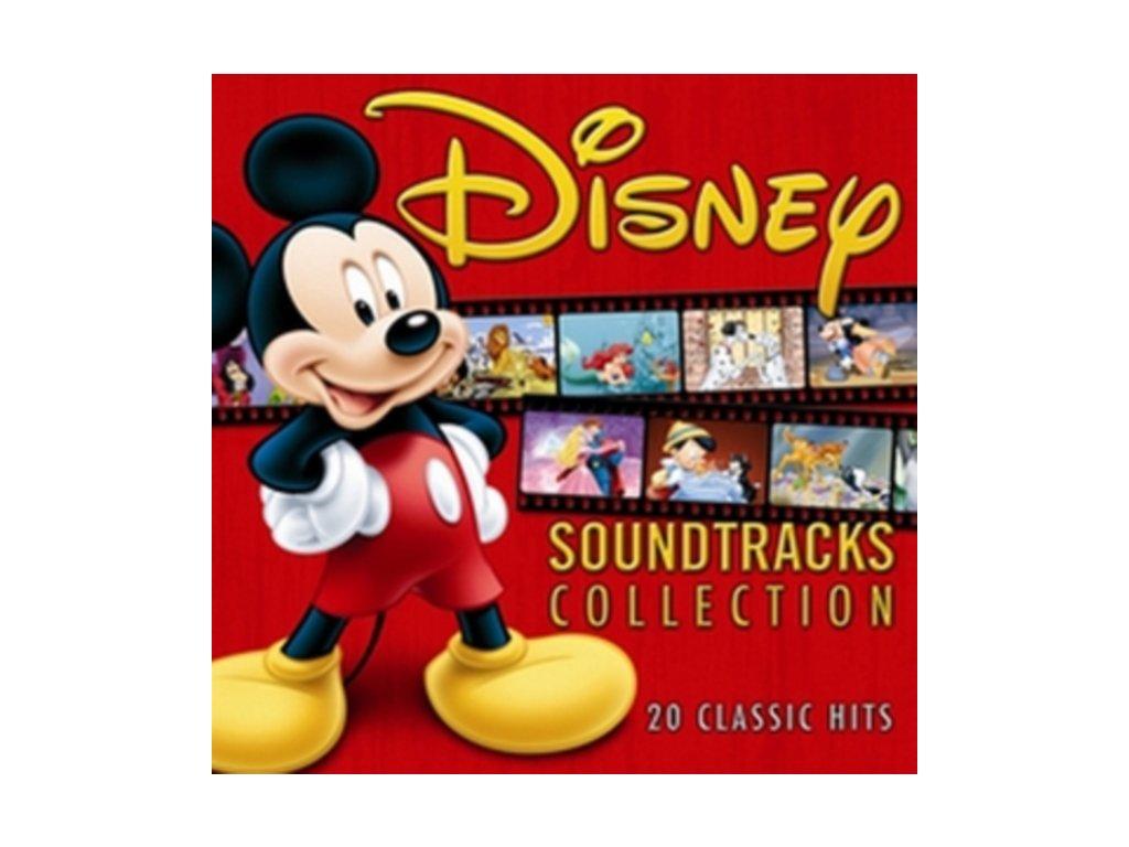 VARIOUS ARTISTS - Disney Soundtracks Collection (CD)