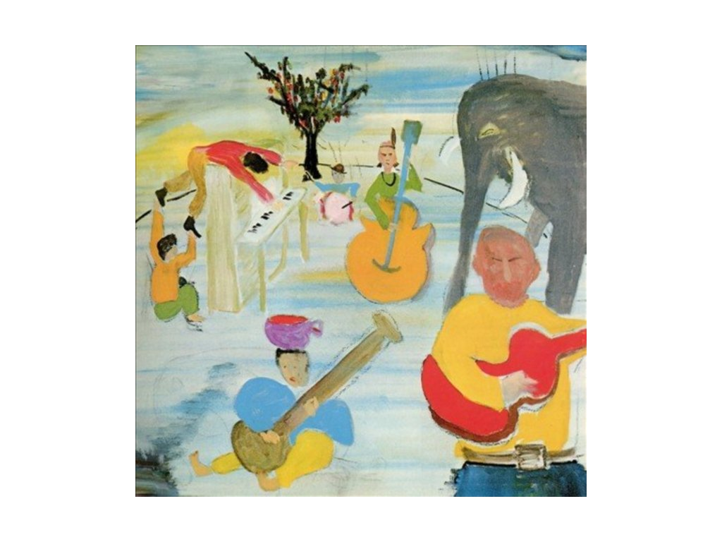 BAND - Music From Big Pink (LP)