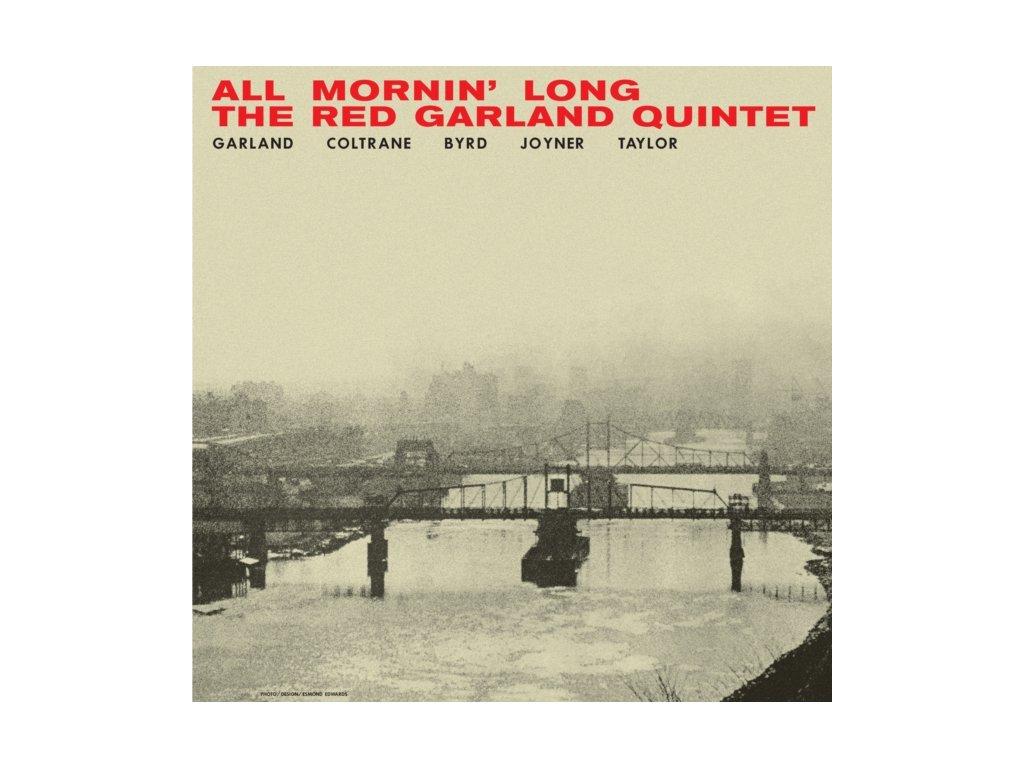 RED GARLAND QUINTET - All Mornin Long (LP)