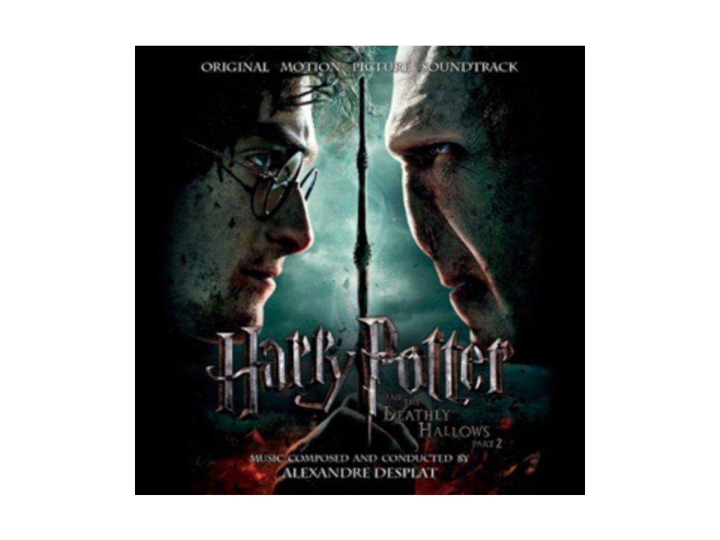 ORIGINAL SOUNDTRACK - Harry Potter & The Deathly Hallows Pt 2 (Alexandre Desplat) (CD)