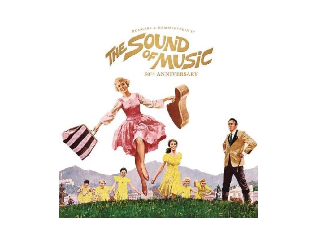 ORIGINAL SOUNDTRACK - The Sound Of Music (CD)