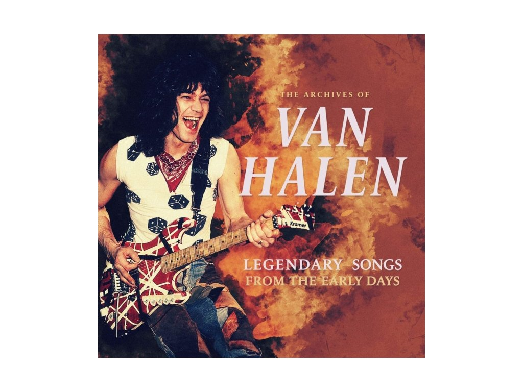 VAN HALEN - The Archives Of / Legendary Songs From The Early Days (LP)