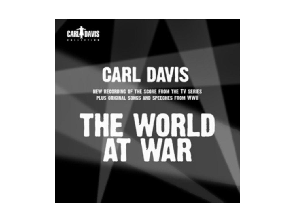 CARL DAVIS - Carl Davisworld At War (CD)