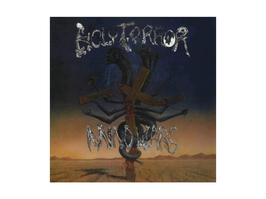 HOLY TERROR - Mindwars (Picture Disc) (LP)