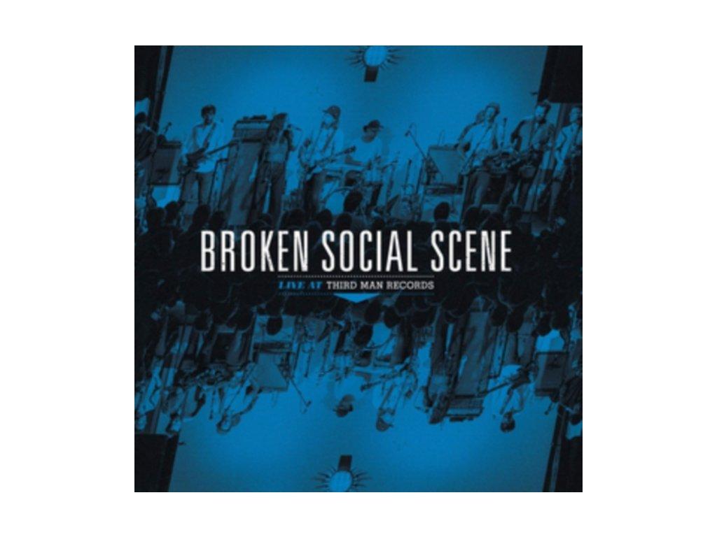 BROKEN SOCIAL SCENE - Broken Social Scene Live At Third Man Records (LP)