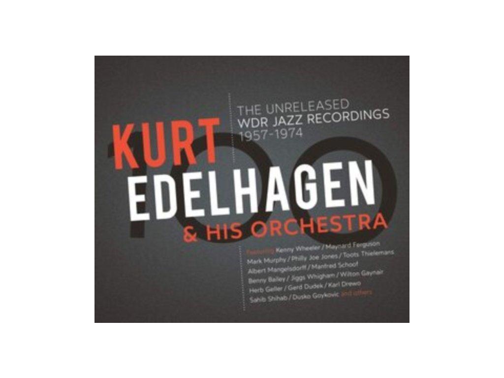 KURT EDELHAGEN & HIS ORCHESTRA - 100 - The Unreleased Wdr Jazz Recordings (LP)