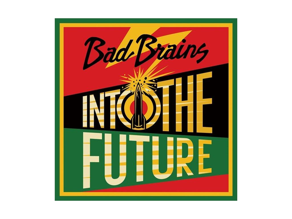 BAD BRAINS - Into The Future (Green/Yellow/Red Splatter Vinyl) (LP)