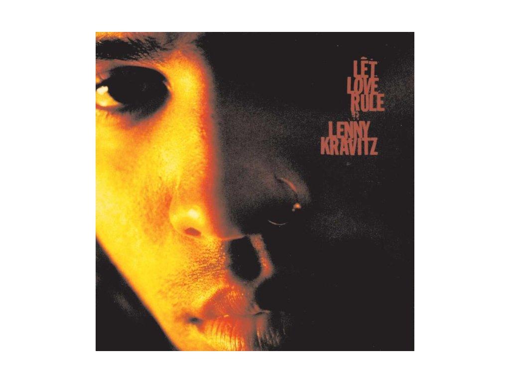 LENNY KRAVITZ - Let Love Rule (LP)