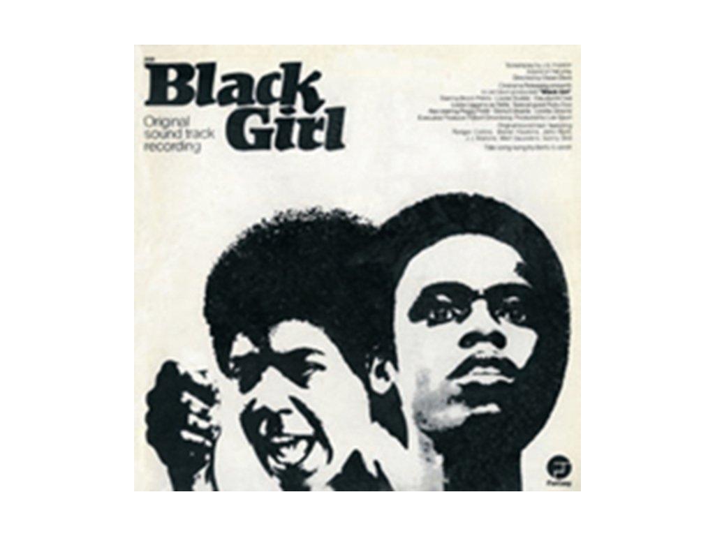 ORIGINAL SOUNDTRACK - Black Girl (CD)