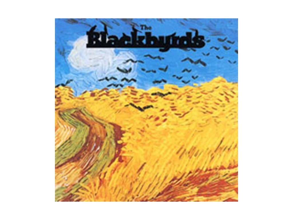 BLACKBYRDS - Flying Start (LP)