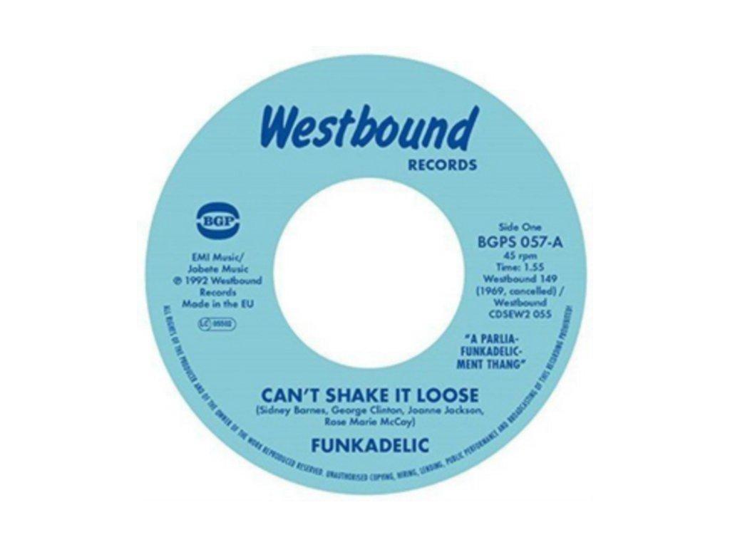"FUNKADELIC - CanT Shake It Loose / ILl Bet You (7"" Vinyl)"