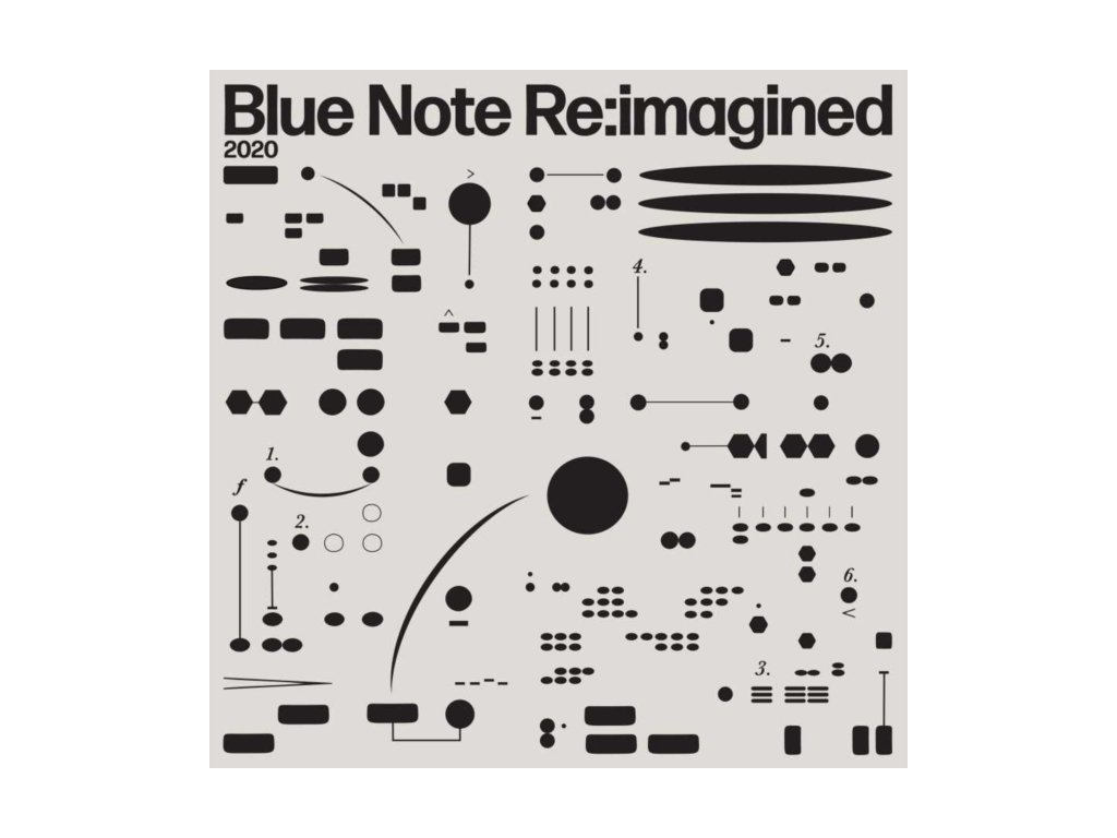 VARIOUS ARTISTS - Blue Note Re:Imagined (LP)