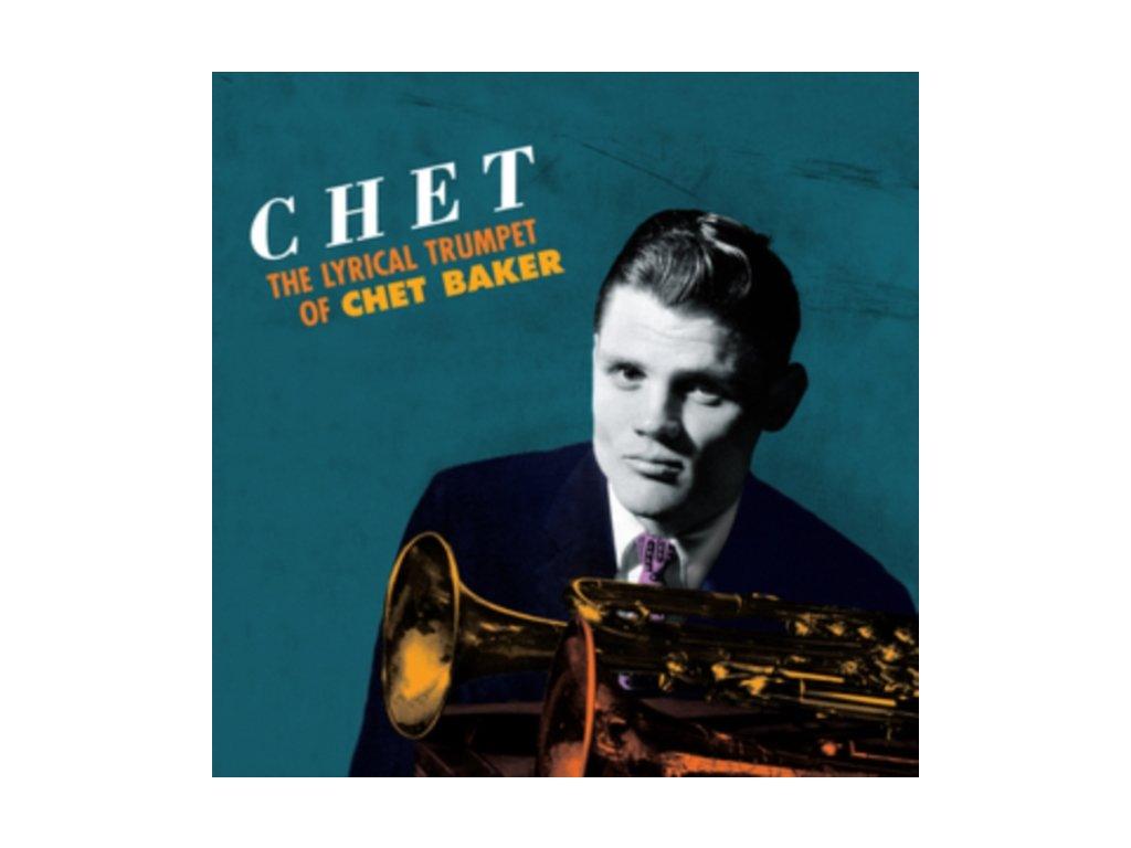 CHET BAKER - The Lyrical Trumpet (+2 Bonus Tracks) (Solid Orange Vinyl) (LP)