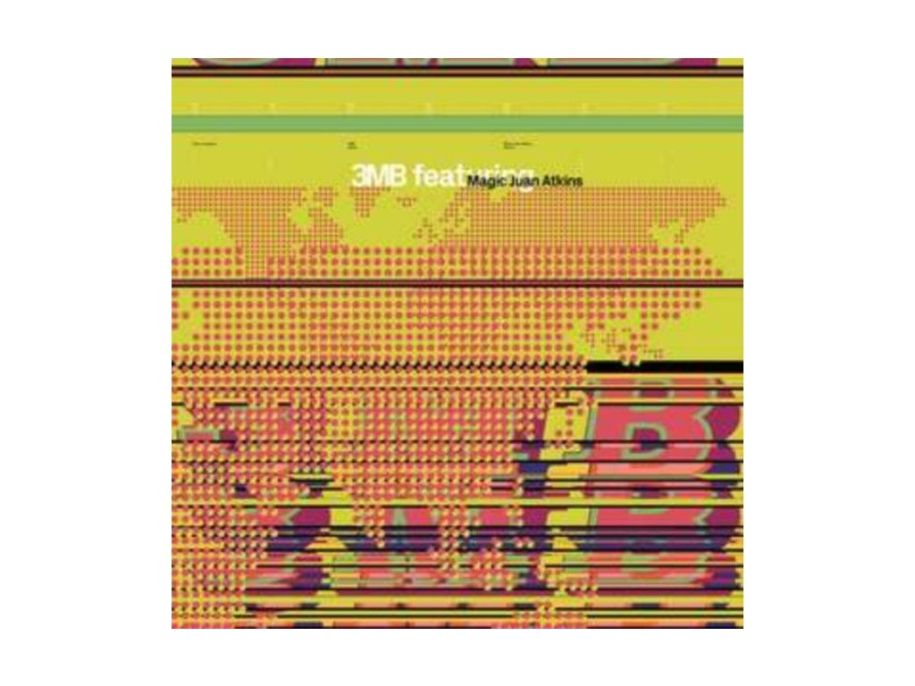 3MB - 3Mb (Feat. Magic Juan Atkins) (LP)