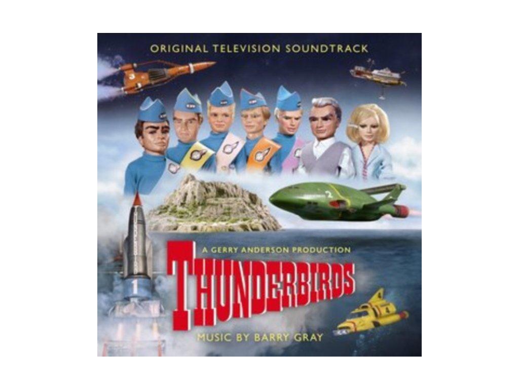 BARRY GRAY - Thunderbirds - Original TV Soundtrack (CD)