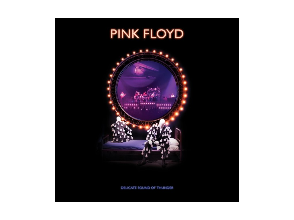 PINK FLOYD - Delicate Sound Of Thunder (LP)