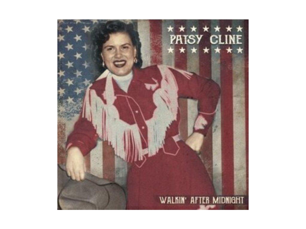 """PATSY CLINE - Walkin After Midnight (7"""" Vinyl)"""