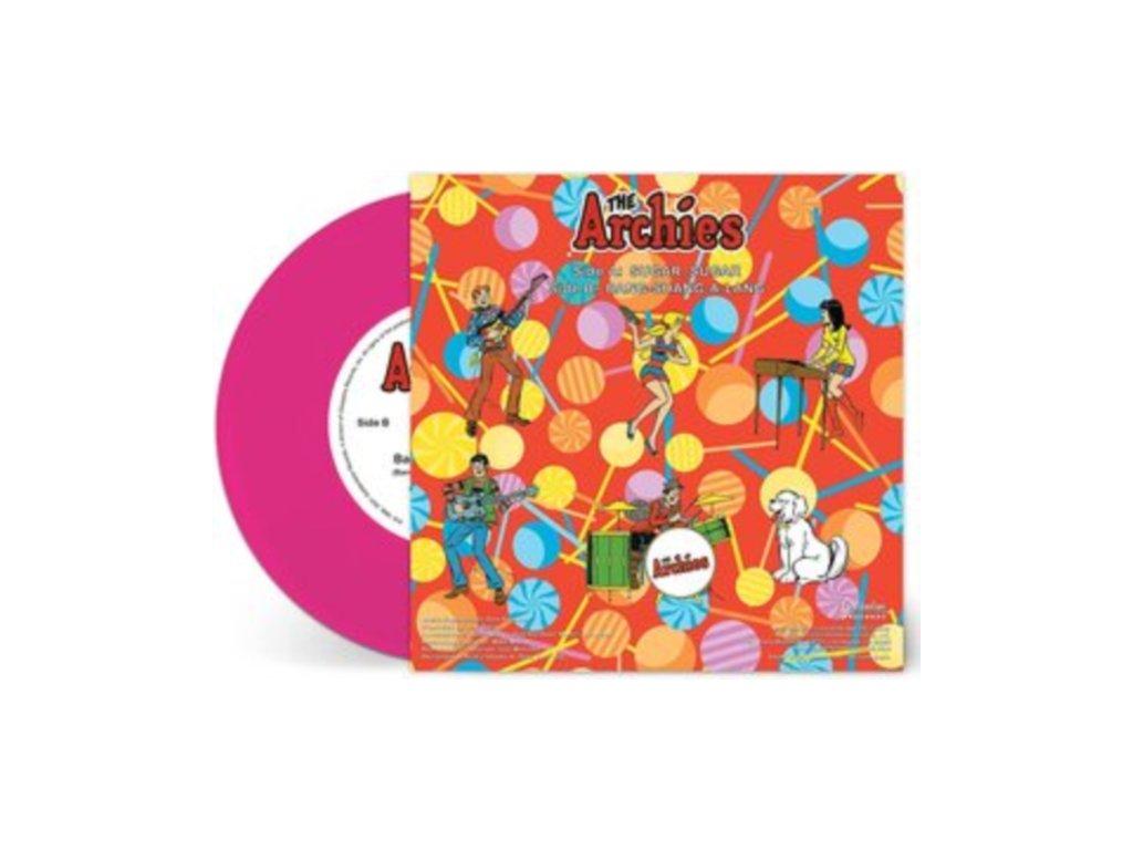 """ARCHIES - Sugar Sugar (7"""" Vinyl)"""