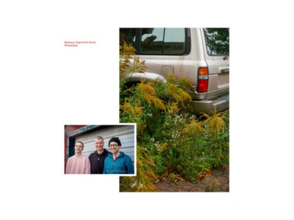 SHABASON / KRGOVICH / HARRIS - Philadelphia (LP)
