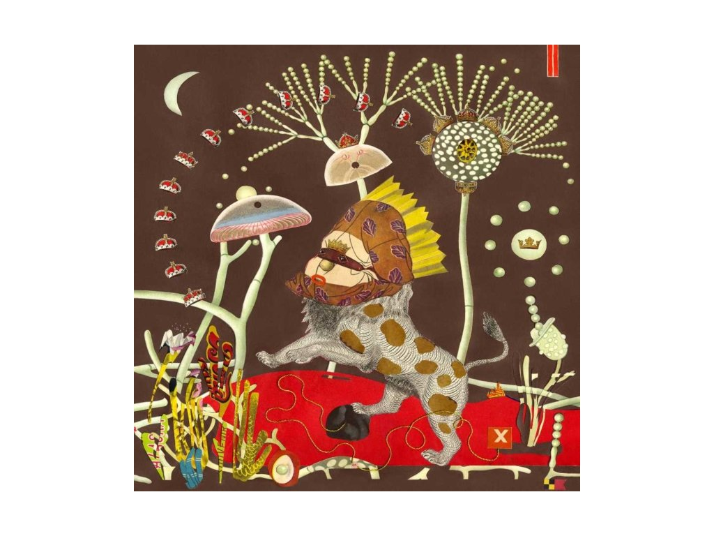 BUTCHER BROWN - #Kingbutch (LP)