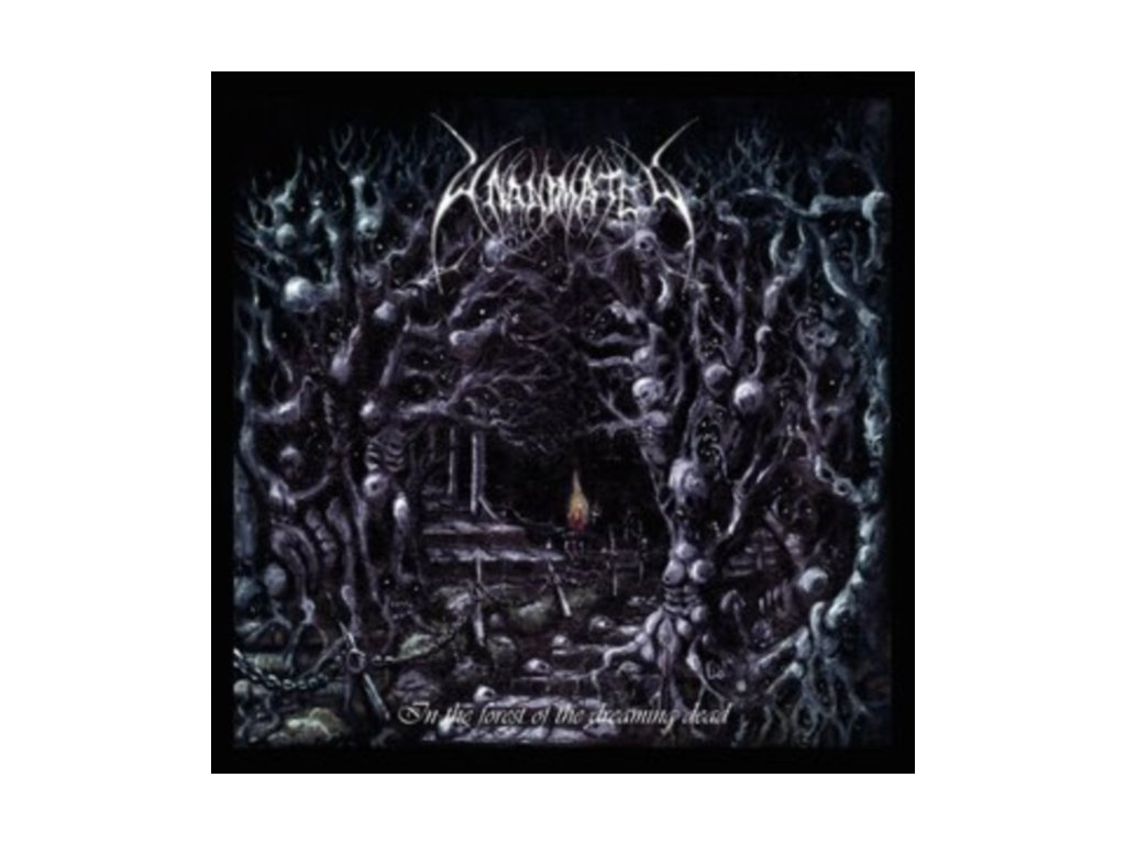 UNANIMATED - In The Forest Of The Dreaming Dead (LP)
