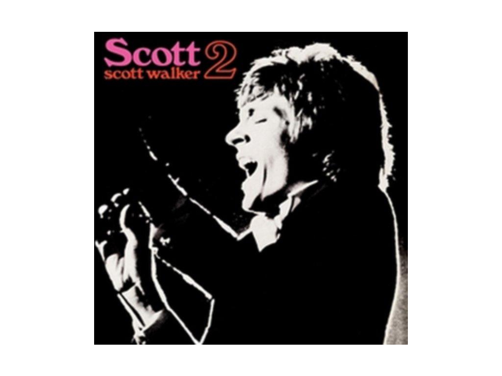 SCOTT WALKER - Scott 2 (LP)