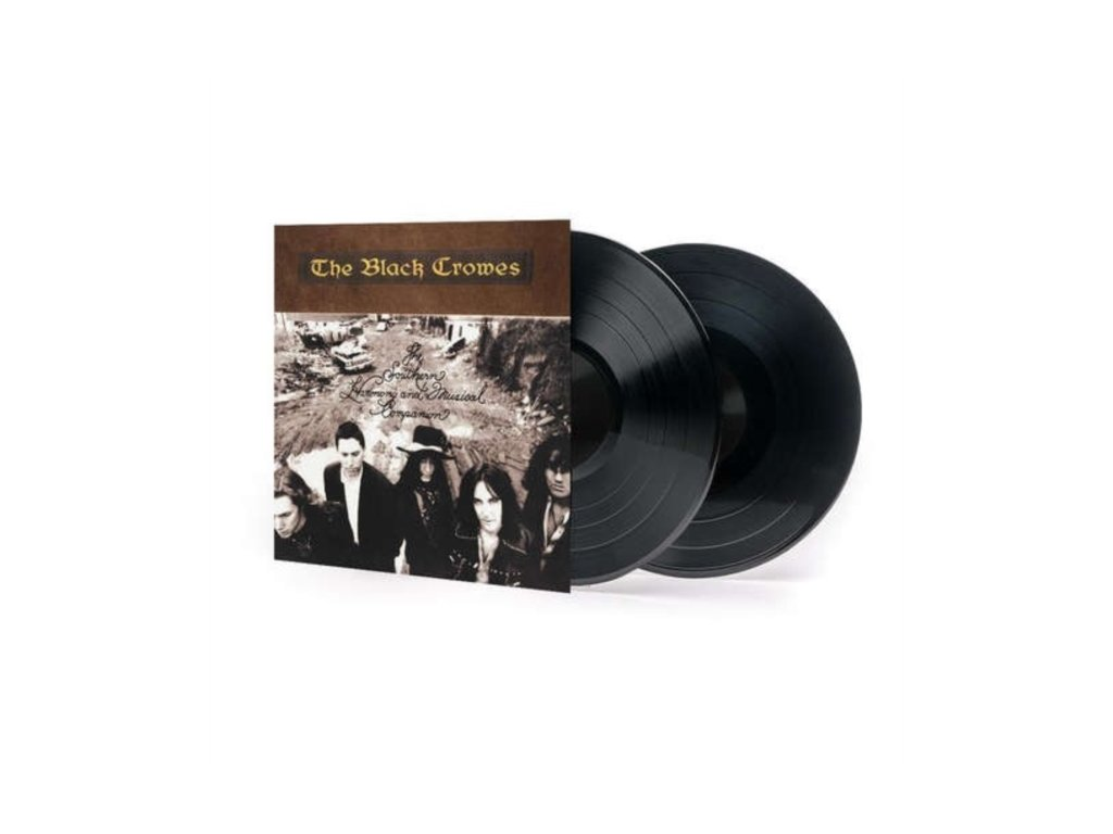 BLACK CROWES - The Southern Harmony (LP)