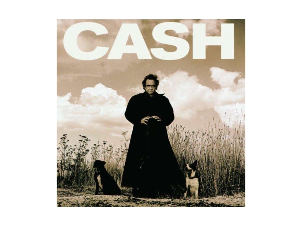 JOHNNY CASH - American Recordings (LP)